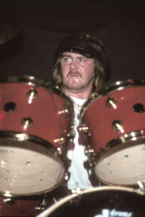 Drummer Jason Bonham Color Photo - Front Row Photographs