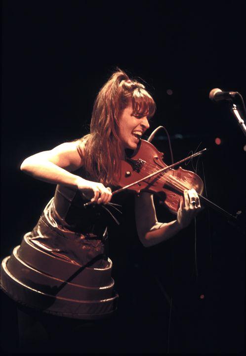 Musician Tracy Bonham Color Photo - Front Row Photographs