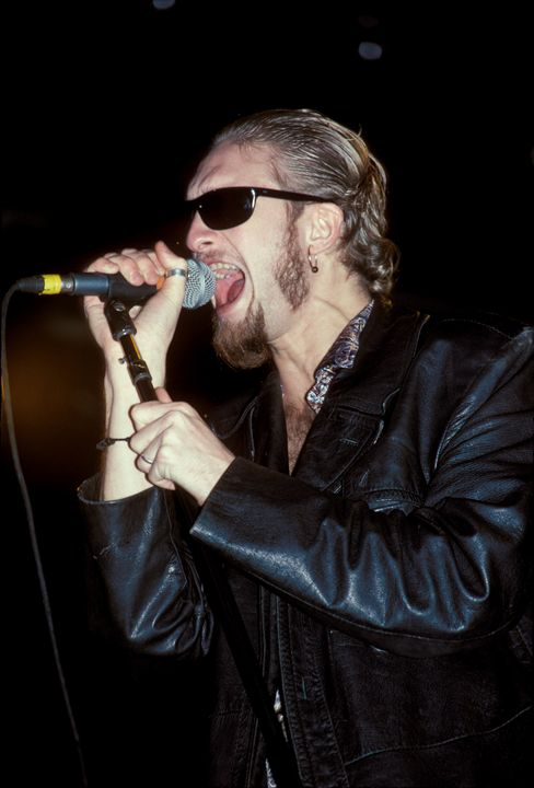 Alice In Chains Layne Staley Photo - Front Row Photographs
