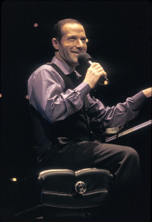 Pianist Jim Brickman Concert Photo - Front Row Photographs