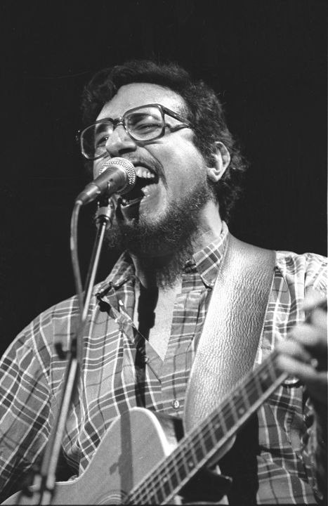 Musician David Bromberg BW Photo - Front Row Photographs