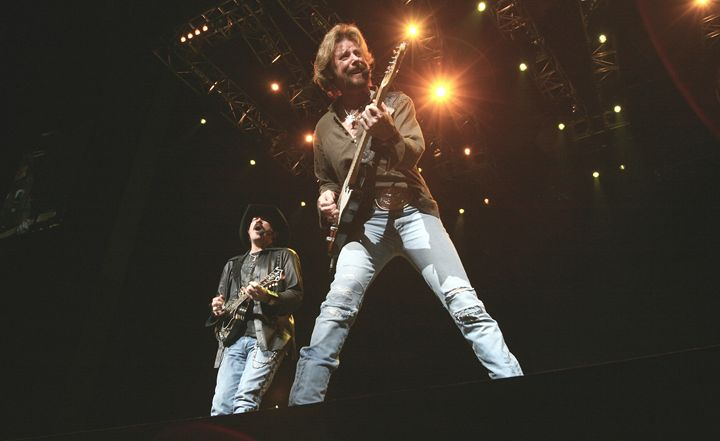 Kix Brooks and Ronnie Dunn Photo - Front Row Photographs