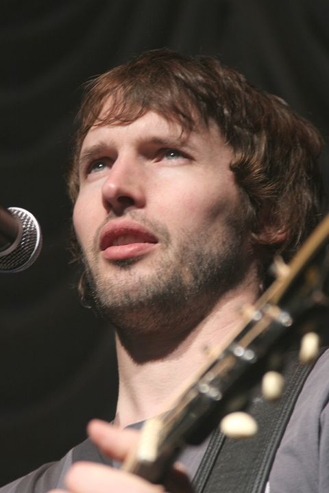 Musician James Blunt Concert Photo - Front Row Photographs