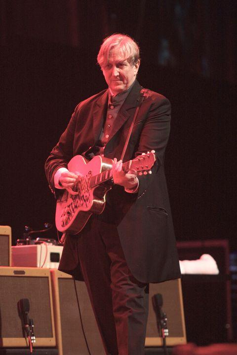 Musician T-Bone Burnett Color Photo - Front Row Photographs