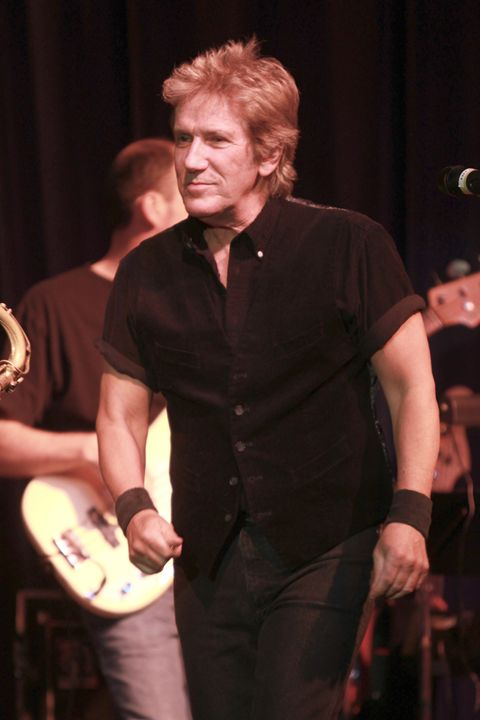 Musician John Cafferty Color Photo - Front Row Photographs