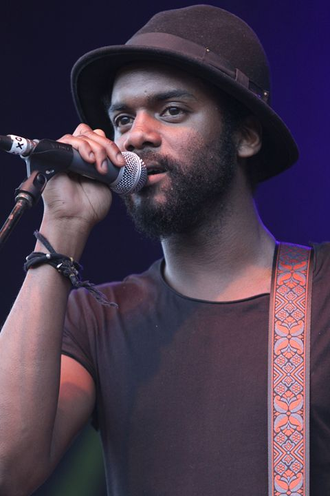 Guitarist Gary Clark Jr - Front Row Photographs
