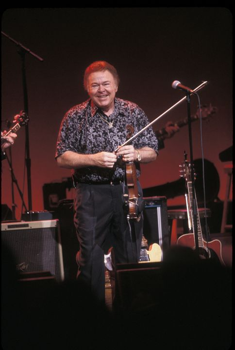 Musician Roy Clark Color Photo - Front Row Photographs