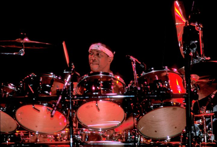 Drmmer Billy Cobham Color Photo - Front Row Photographs
