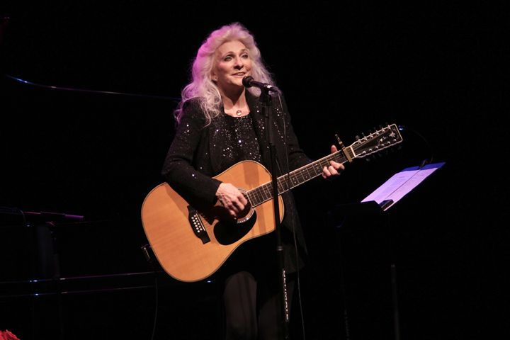 Musician  Judy Collins Color Photo - Front Row Photographs
