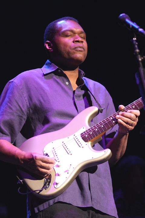 Musician Robert Cray Color Photo - Front Row Photographs
