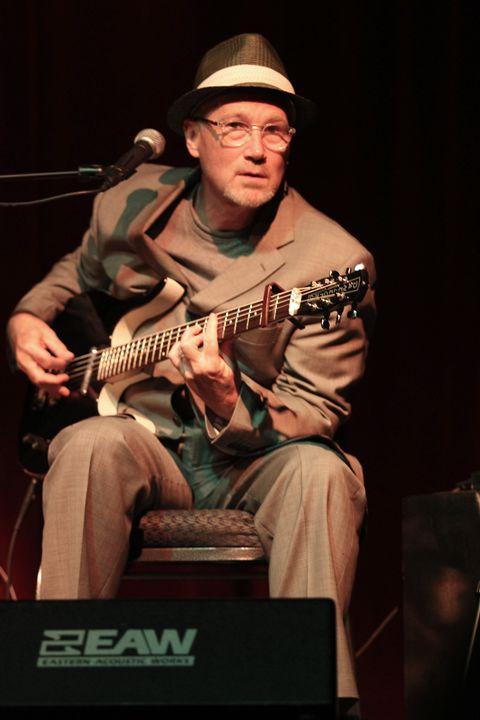 Musician Marshall Crenshaw Photo - Front Row Photographs