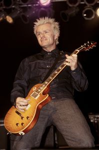 The Cult Billy Duffy Color Photo
