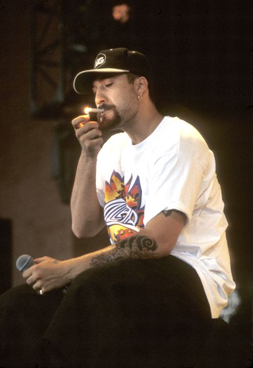 Cypress Hill  B-Real Color Photo - Front Row Photographs