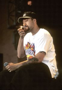 Cypress Hill  B-Real Color Photo