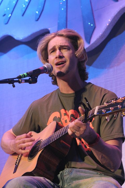 Musician Bronson Arroyo Color Photo - Front Row Photographs