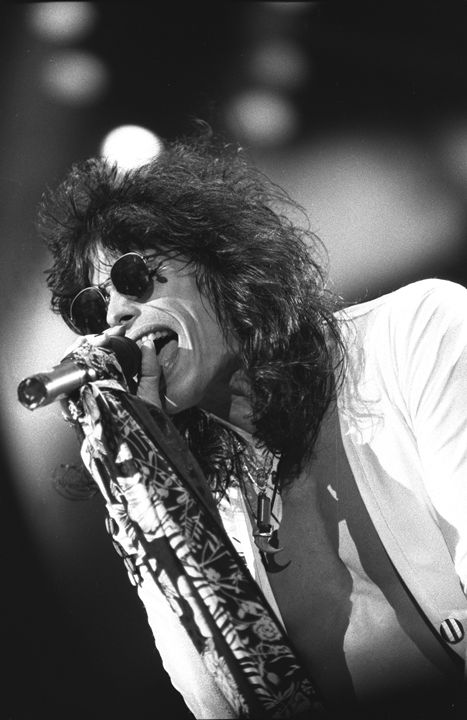 Aerosmith Steven Tyler Concert Photo - Front Row Photographs