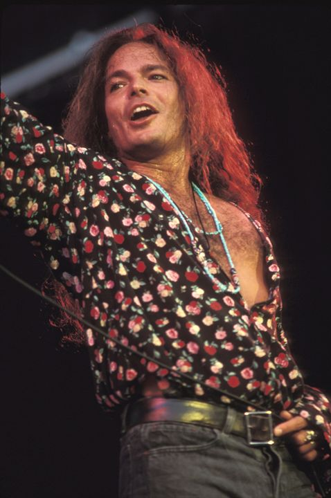 Badland Singer Color Photo - Front Row Photographs