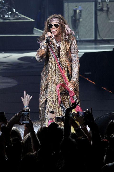 Aerosmith Steven Tyler Concert Photo - Front Row Photographs