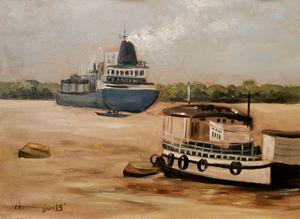 Ganges_Boat