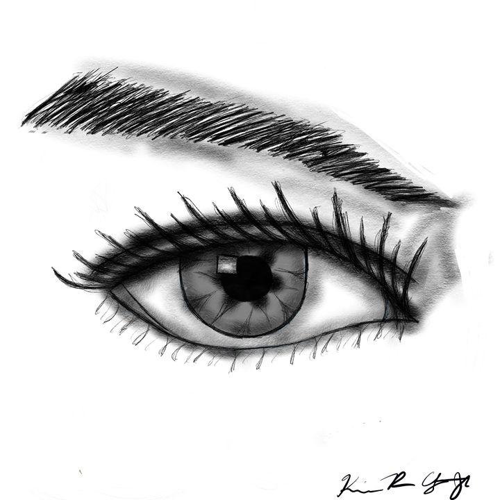 Between the Eye - KCFreshPrince