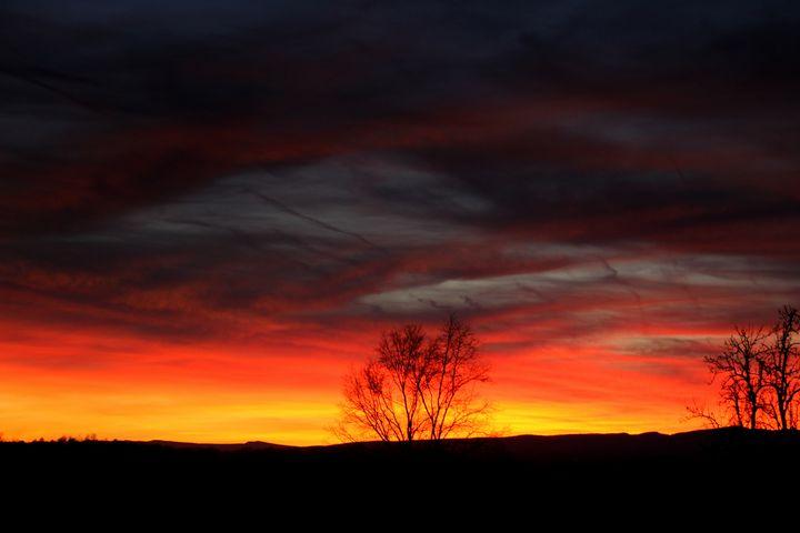 Sky of Fire - Nova Arts