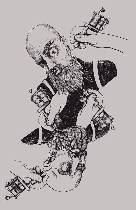Tattooed - Kendalle Alquwaie