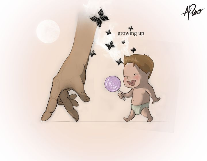 Growing up - giantSwing