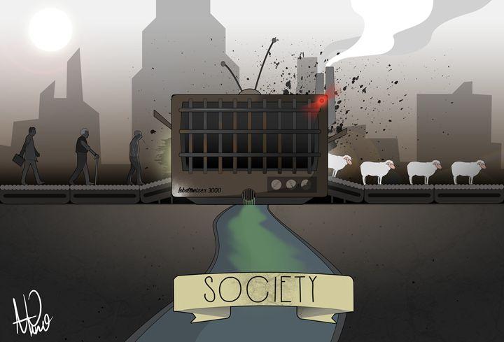 Society - giantSwing