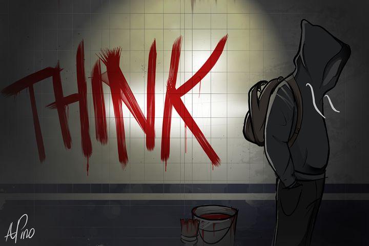 THINK - giantSwing