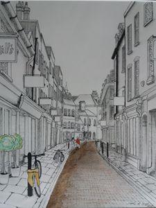 Green Street, Cambridge, UK