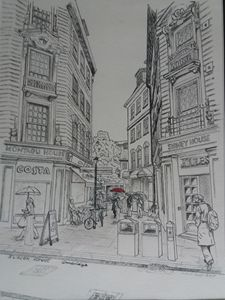 Sussex Street, Cambridge, UK