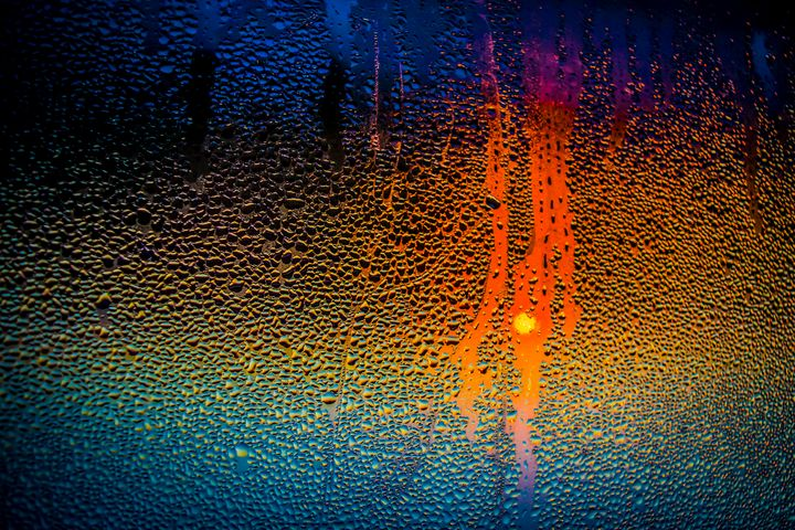 Abstract Droplets 02 - Anita Vincze