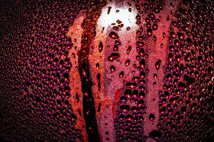 Abstract Droplets 14 - Anita Vincze