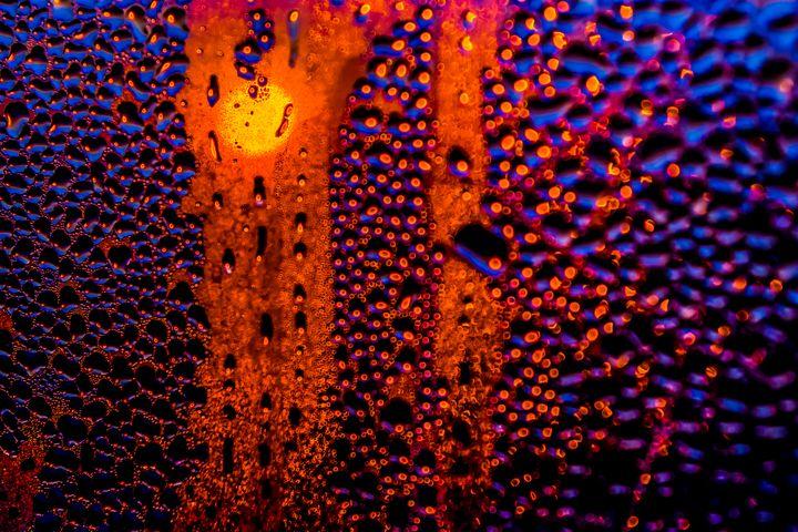 Abstract Droplets 17 - Anita Vincze