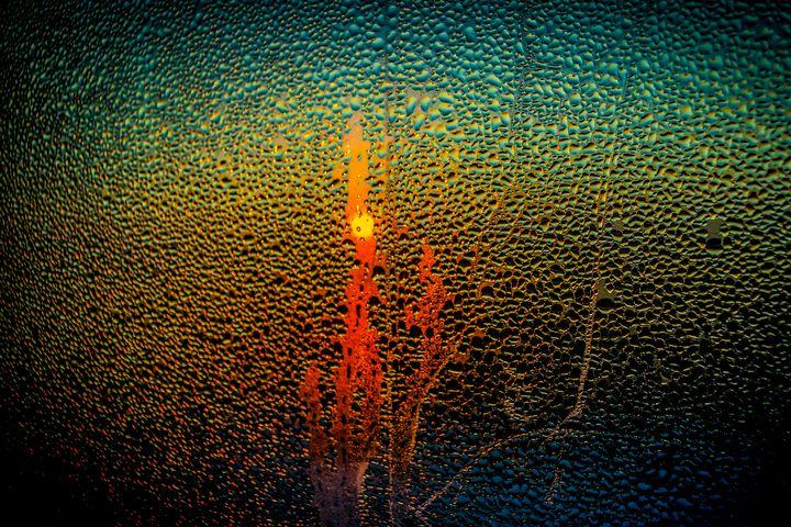 Abstract Droplets 21 - Anita Vincze