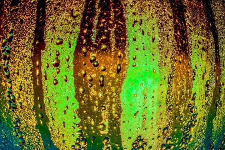 Abstract Droplets 29 - Anita Vincze