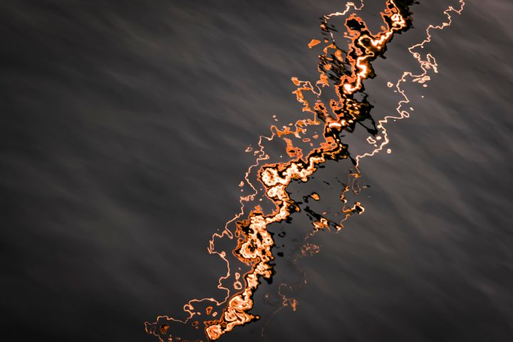 Painted on Water 02 - Anita Vincze
