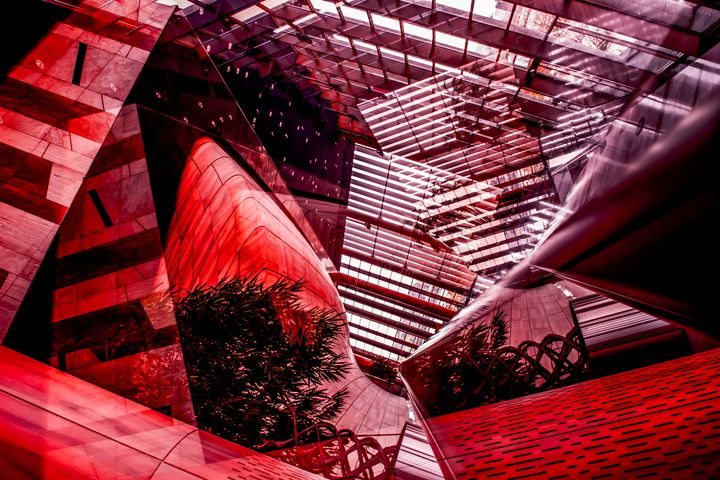 Space and Form 07 - Anita Vincze
