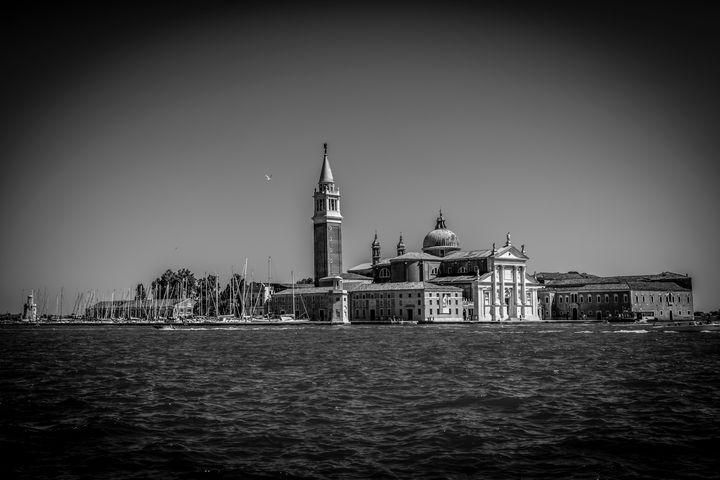 View of Venice - Anita Vincze