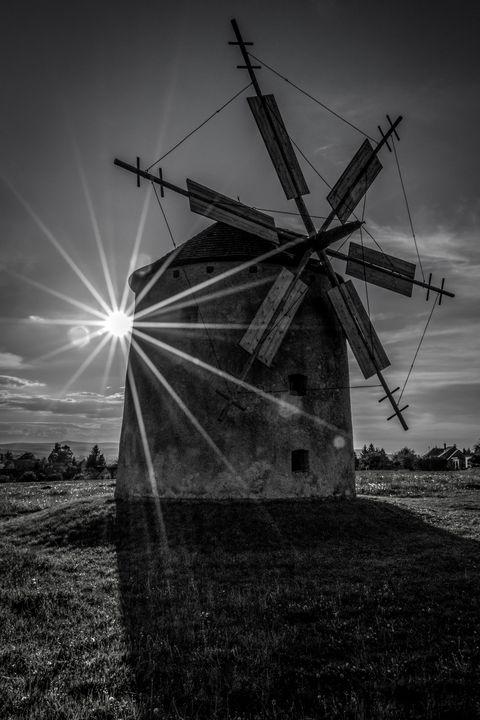 Windmill 01 - Anita Vincze