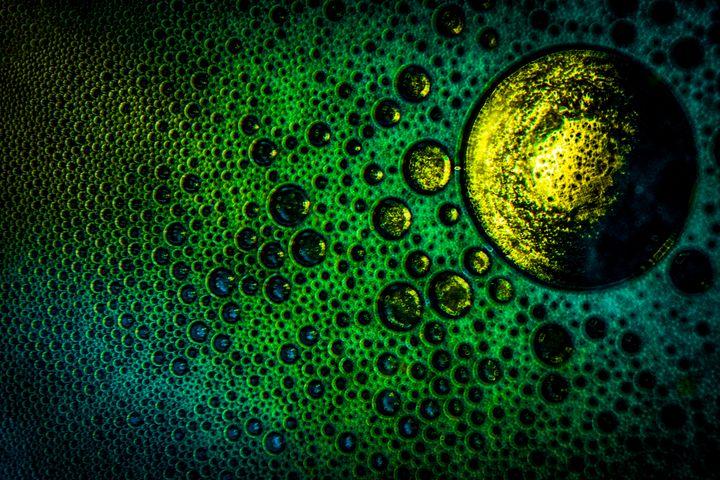 Lace Bubbles 10 - Anita Vincze