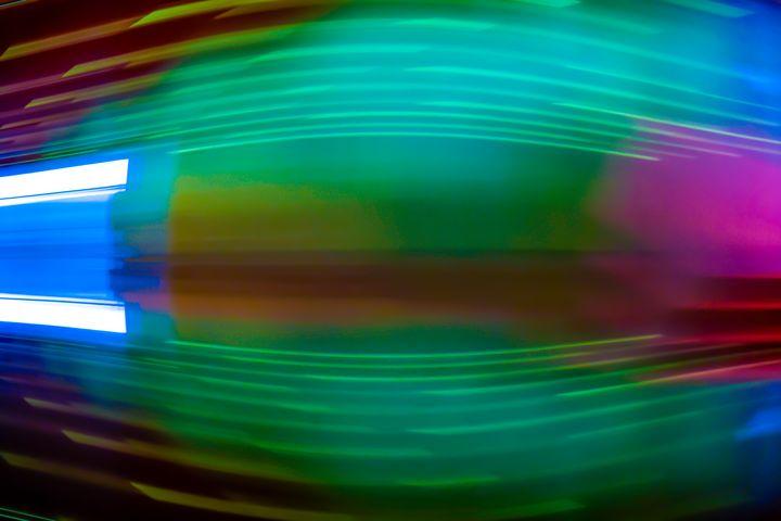 Colors and Lines 08 - Anita Vincze