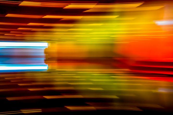 Colors and Lines 11 - Anita Vincze
