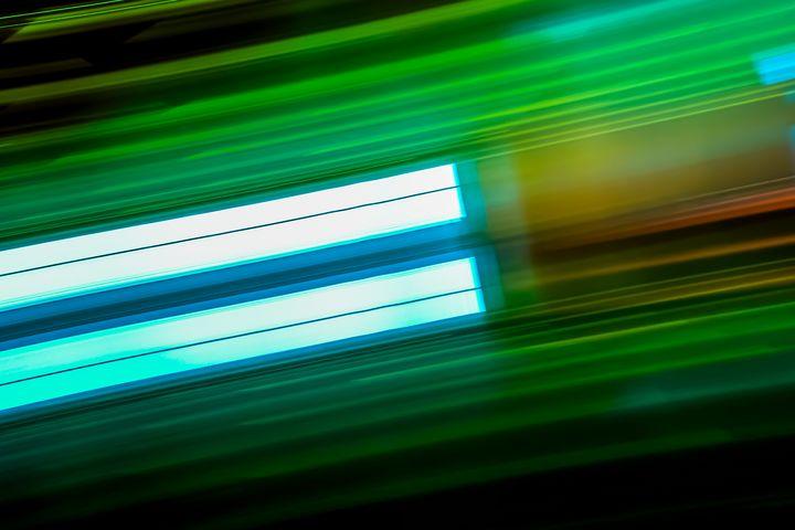 Colors and Lines 14 - Anita Vincze