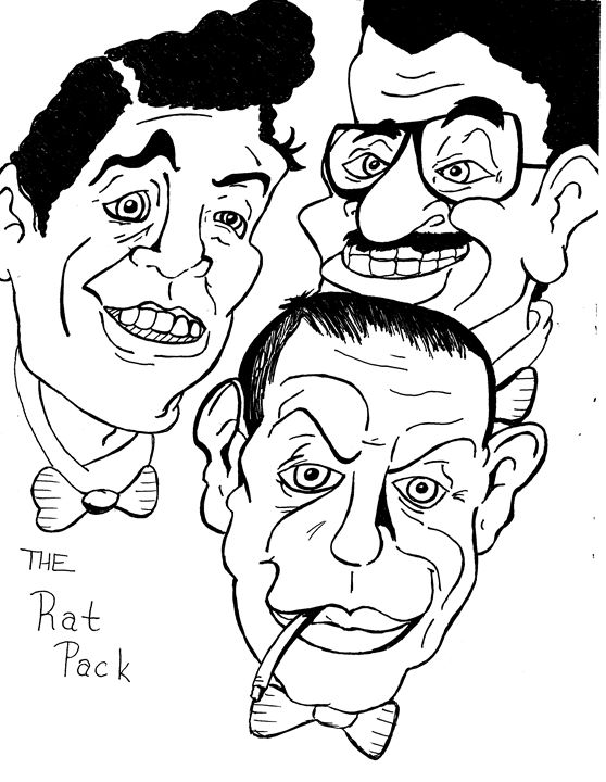 Rat pack - Above the noise 003