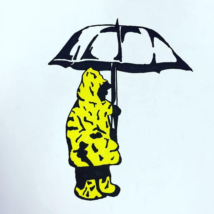 Rainy days - Above the noise 003