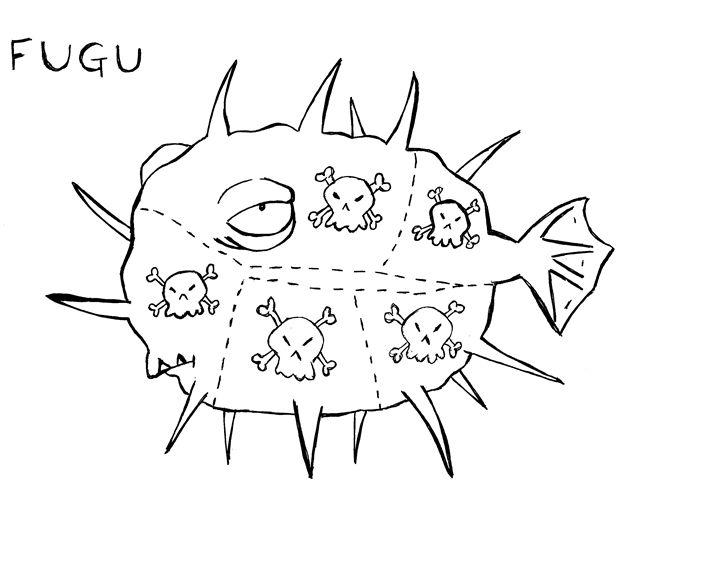 Fugu - Above the noise 003