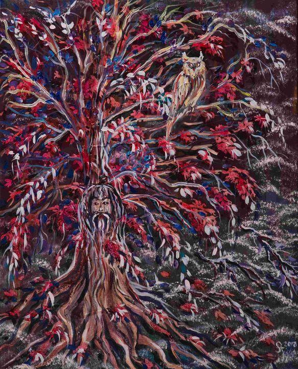 Wisdom Tree - Alla Struchaieva