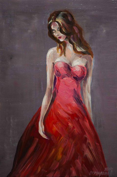 The Yearning of passion - Alla Struchaieva