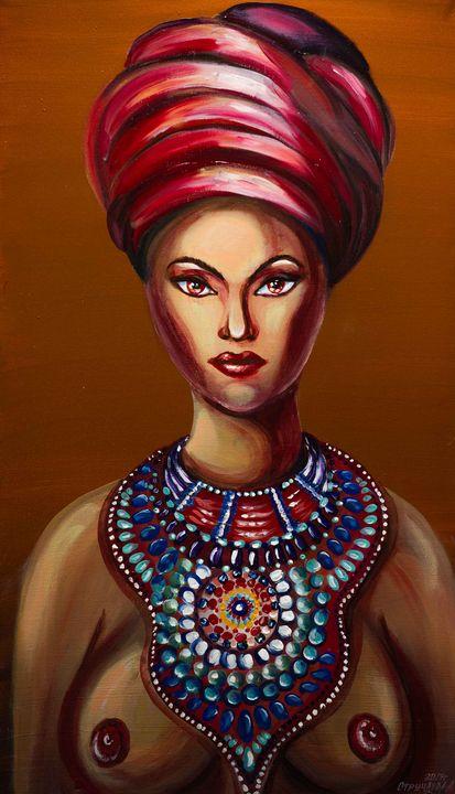 Voodoo Princess - Alla Struchaieva